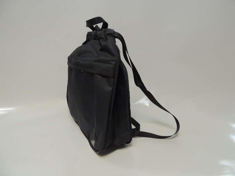 Рюкзак городской чёрный