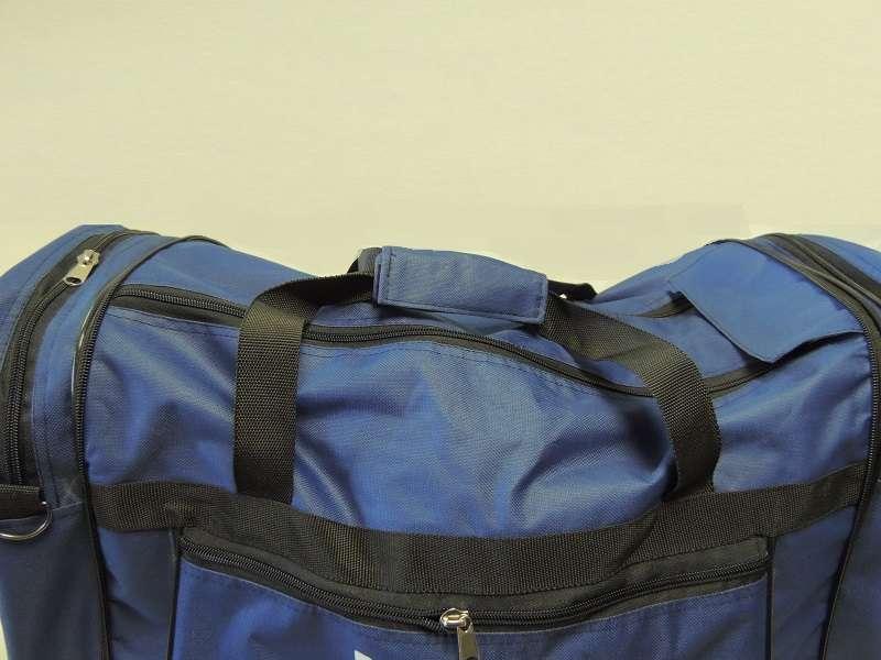 Сумка МЧС(складная) большая дорожная синяя