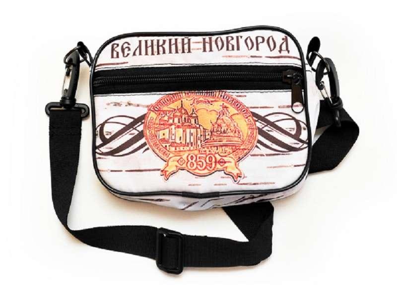 Сумка плечевая Великий Новгород