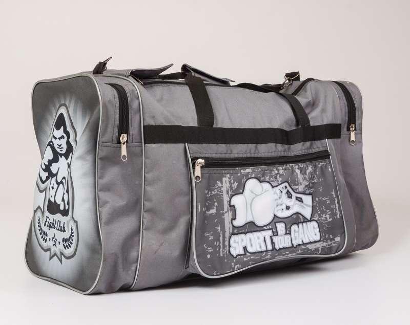Большая спортивная сумка для бокса BOX