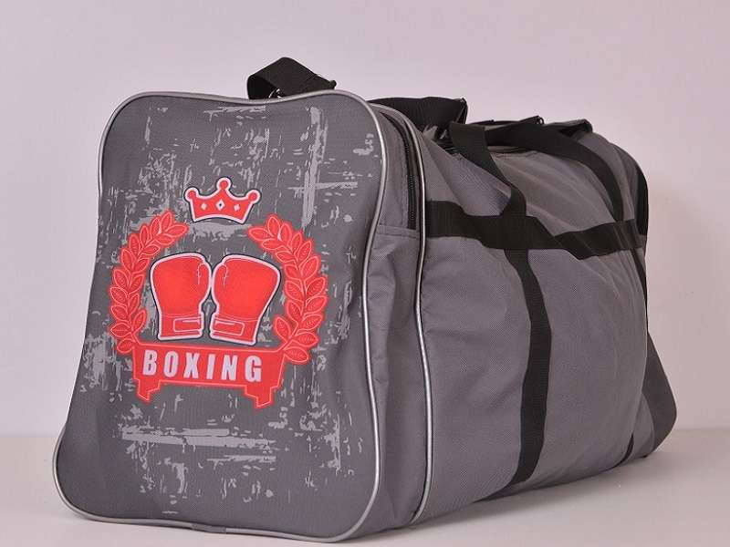 Спортивная сумка для бокса BOXING