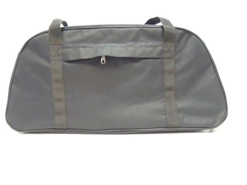 Спортивная сумка чёрная