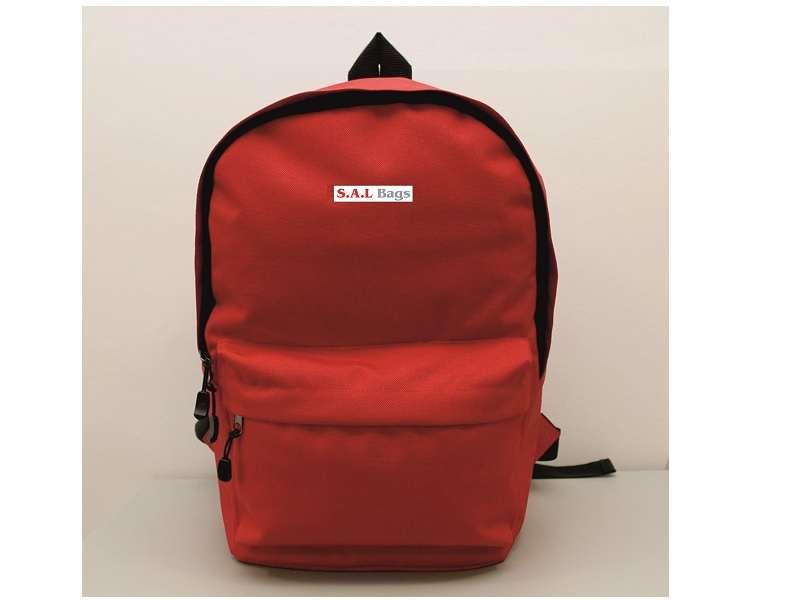 Малый рюкзак тк CORDURA красный