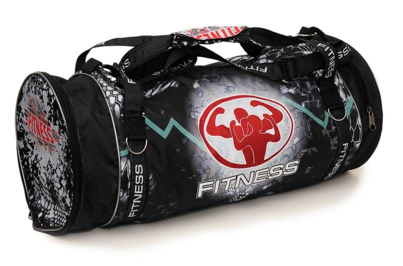 Круглая спортивная сумка Ring Bag lux
